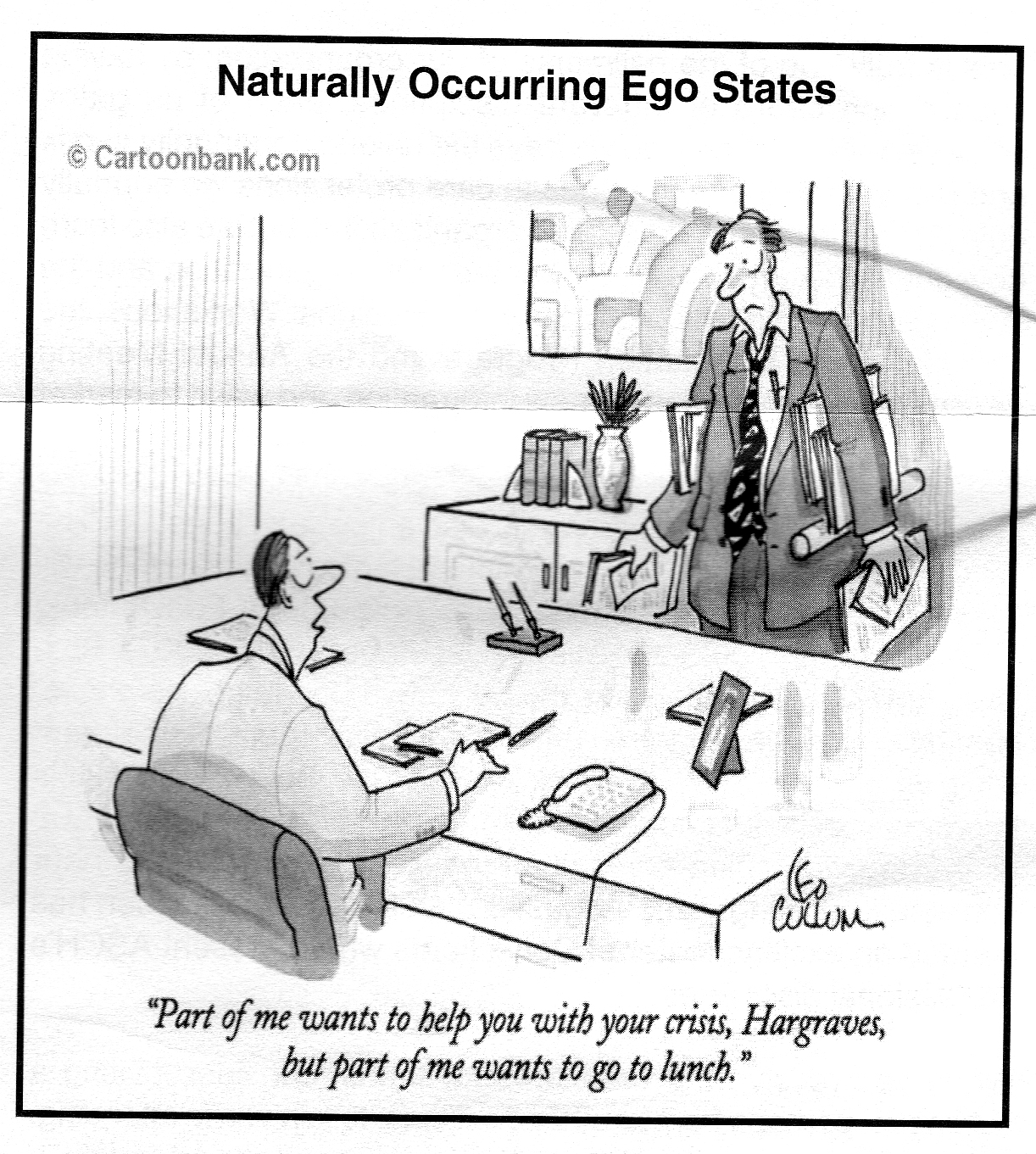 Image of: Ehealth Naturally Occuring Ego States Academiaedu Mental Health Humor